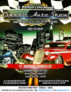 barbs car show
